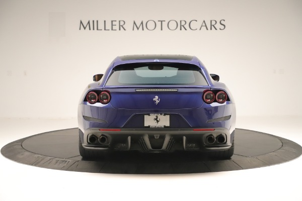 Used 2019 Ferrari GTC4Lusso for sale Sold at Bentley Greenwich in Greenwich CT 06830 6