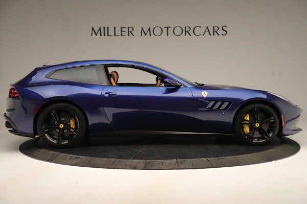 Used 2019 Ferrari GTC4Lusso for sale Sold at Bentley Greenwich in Greenwich CT 06830 9