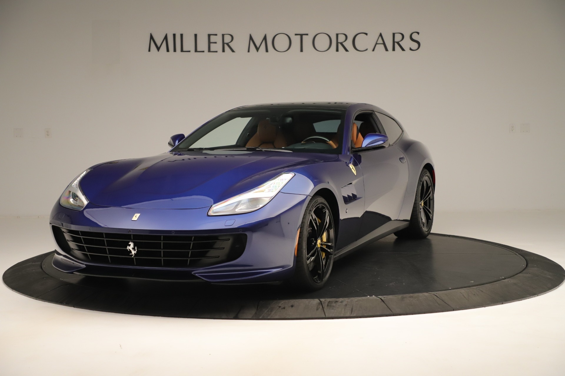 Used 2019 Ferrari GTC4Lusso for sale Sold at Bentley Greenwich in Greenwich CT 06830 1