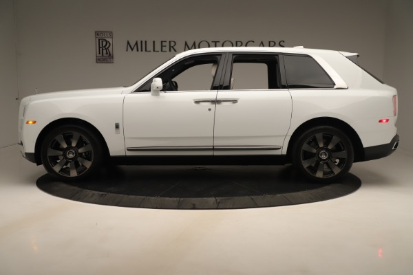 New 2019 Rolls-Royce Cullinan for sale Sold at Bentley Greenwich in Greenwich CT 06830 3