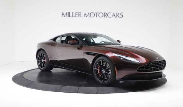New 2019 Aston Martin DB11 V12 AMR Coupe for sale $263,916 at Bentley Greenwich in Greenwich CT 06830 10