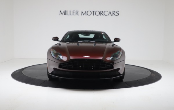 New 2019 Aston Martin DB11 V12 AMR Coupe for sale $263,916 at Bentley Greenwich in Greenwich CT 06830 11