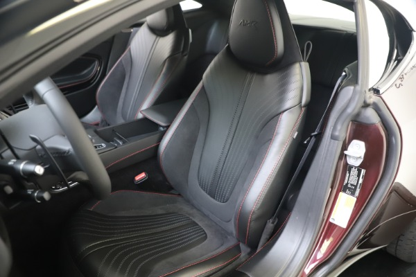 New 2019 Aston Martin DB11 V12 AMR Coupe for sale $263,916 at Bentley Greenwich in Greenwich CT 06830 14