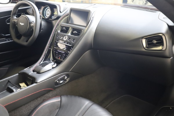 New 2019 Aston Martin DB11 V12 AMR Coupe for sale $263,916 at Bentley Greenwich in Greenwich CT 06830 16