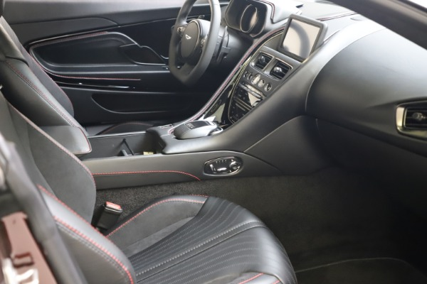 New 2019 Aston Martin DB11 V12 AMR Coupe for sale $263,916 at Bentley Greenwich in Greenwich CT 06830 17