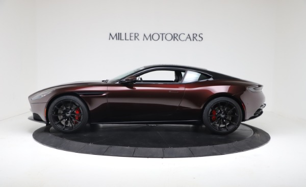 New 2019 Aston Martin DB11 V12 AMR Coupe for sale $263,916 at Bentley Greenwich in Greenwich CT 06830 3