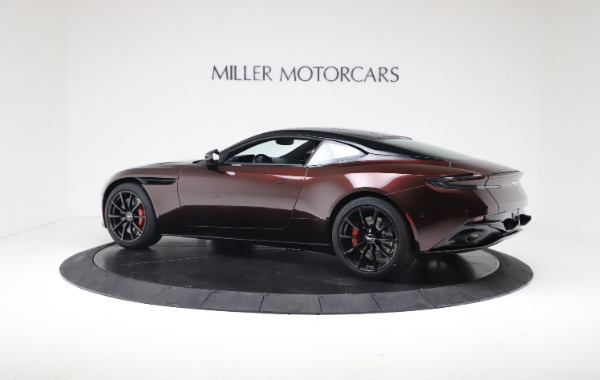 New 2019 Aston Martin DB11 V12 AMR Coupe for sale $263,916 at Bentley Greenwich in Greenwich CT 06830 4