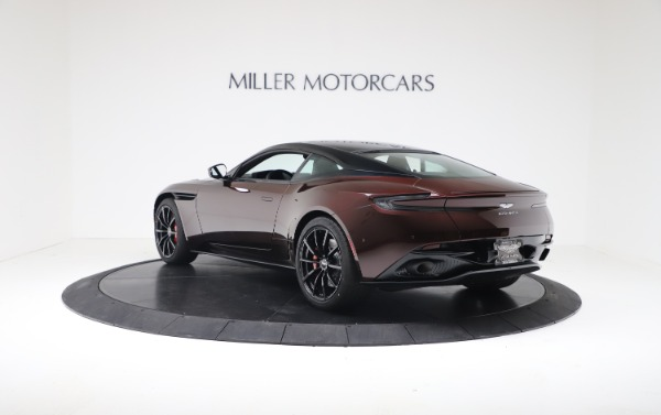 New 2019 Aston Martin DB11 V12 AMR Coupe for sale $263,916 at Bentley Greenwich in Greenwich CT 06830 5