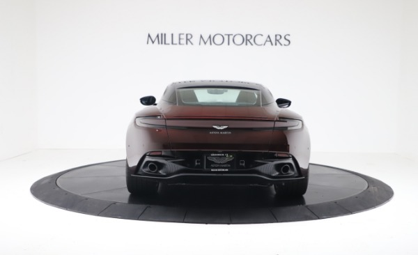 New 2019 Aston Martin DB11 V12 AMR Coupe for sale $263,916 at Bentley Greenwich in Greenwich CT 06830 6