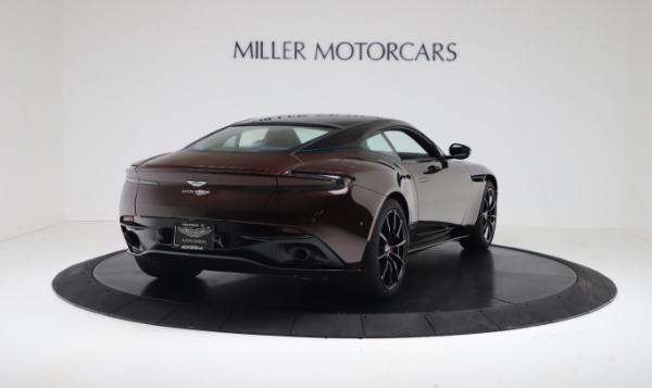 New 2019 Aston Martin DB11 V12 AMR Coupe for sale $263,916 at Bentley Greenwich in Greenwich CT 06830 7