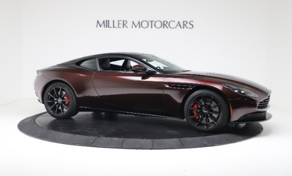 New 2019 Aston Martin DB11 V12 AMR Coupe for sale $263,916 at Bentley Greenwich in Greenwich CT 06830 9