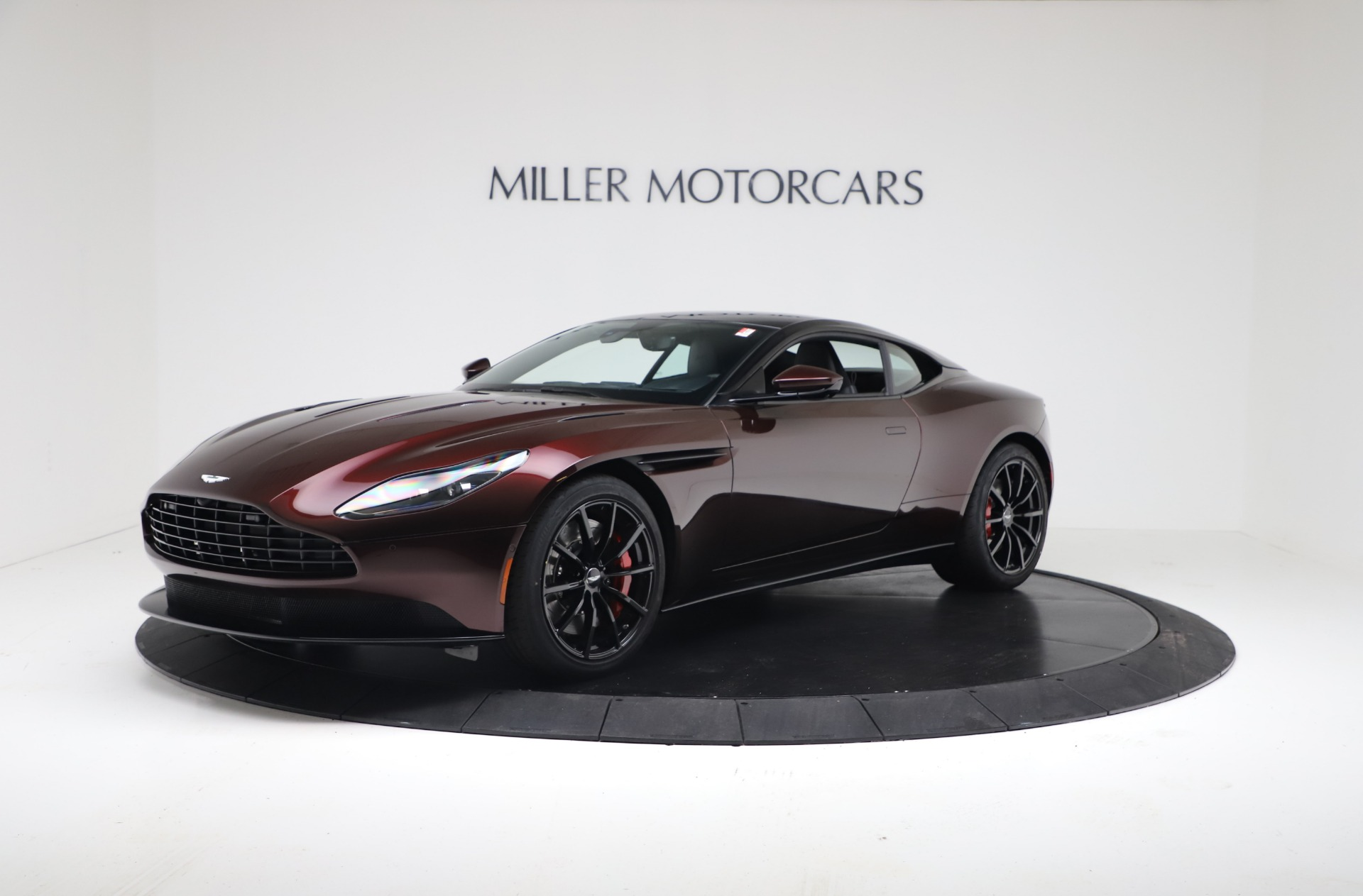 New 2019 Aston Martin DB11 V12 AMR Coupe for sale $263,916 at Bentley Greenwich in Greenwich CT 06830 1