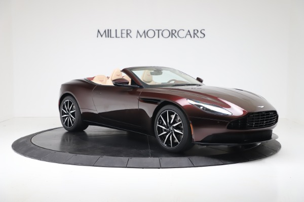 Used 2020 Aston Martin DB11 Volante Convertible for sale $223,900 at Bentley Greenwich in Greenwich CT 06830 10