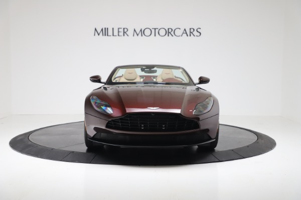 Used 2020 Aston Martin DB11 Volante for sale Sold at Bentley Greenwich in Greenwich CT 06830 11