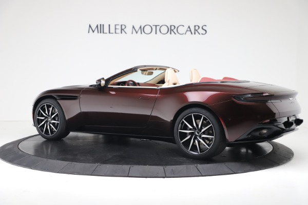 Used 2020 Aston Martin DB11 Volante Convertible for sale $223,900 at Bentley Greenwich in Greenwich CT 06830 12