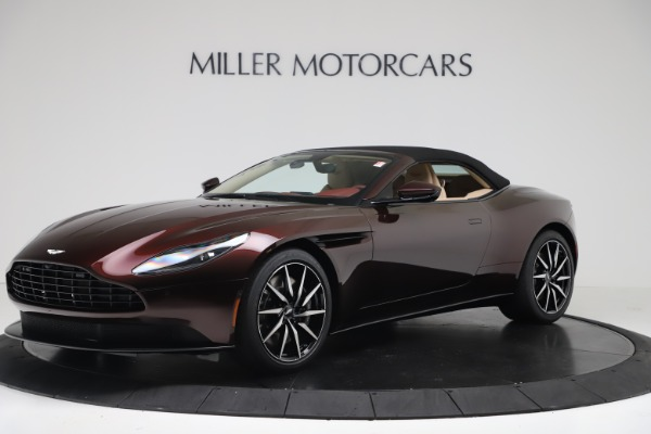 Used 2020 Aston Martin DB11 Volante for sale Sold at Bentley Greenwich in Greenwich CT 06830 14