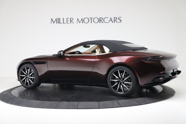 Used 2020 Aston Martin DB11 Volante Convertible for sale $223,900 at Bentley Greenwich in Greenwich CT 06830 16