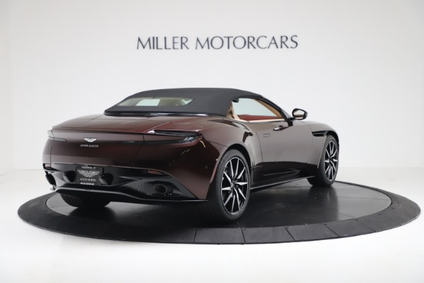 Used 2020 Aston Martin DB11 Volante Convertible for sale $223,900 at Bentley Greenwich in Greenwich CT 06830 17