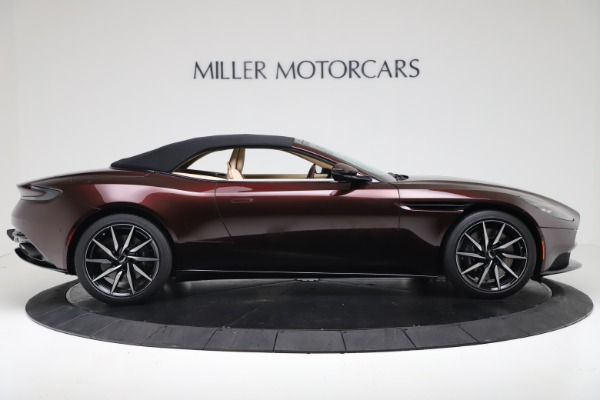 Used 2020 Aston Martin DB11 Volante for sale Sold at Bentley Greenwich in Greenwich CT 06830 18
