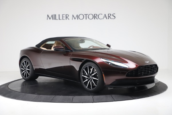 Used 2020 Aston Martin DB11 Volante for sale Sold at Bentley Greenwich in Greenwich CT 06830 19