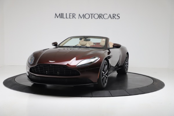Used 2020 Aston Martin DB11 Volante for sale Sold at Bentley Greenwich in Greenwich CT 06830 2