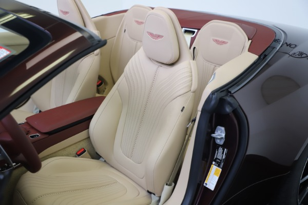 Used 2020 Aston Martin DB11 Volante for sale Sold at Bentley Greenwich in Greenwich CT 06830 23