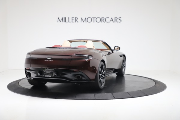 Used 2020 Aston Martin DB11 Volante Convertible for sale $223,900 at Bentley Greenwich in Greenwich CT 06830 6