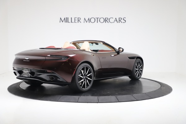 Used 2020 Aston Martin DB11 Volante Convertible for sale $223,900 at Bentley Greenwich in Greenwich CT 06830 7