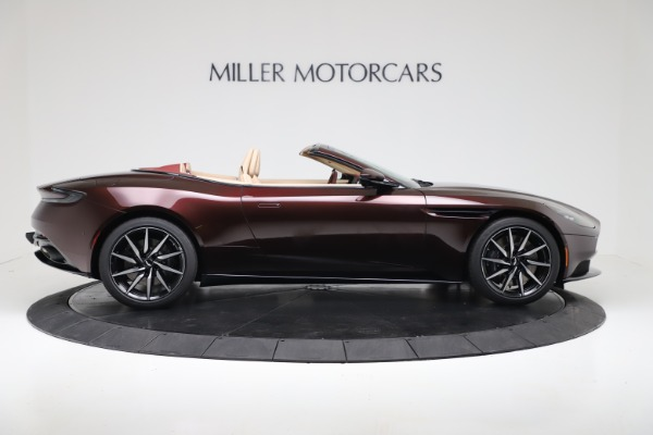 Used 2020 Aston Martin DB11 Volante Convertible for sale $223,900 at Bentley Greenwich in Greenwich CT 06830 8