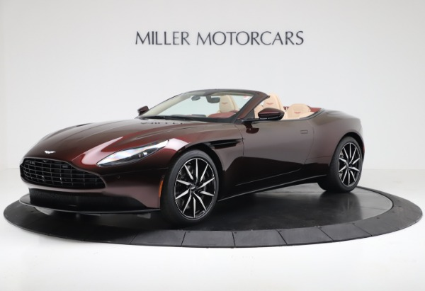 Used 2020 Aston Martin DB11 Volante Convertible for sale $223,900 at Bentley Greenwich in Greenwich CT 06830 1