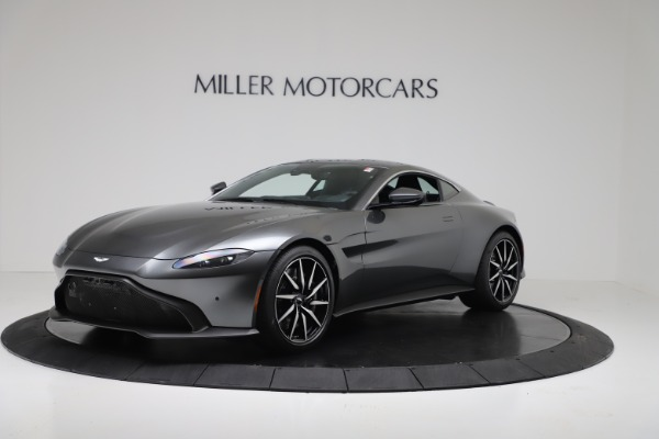 Used 2020 Aston Martin Vantage Coupe for sale $123,900 at Bentley Greenwich in Greenwich CT 06830 17