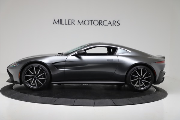 Used 2020 Aston Martin Vantage Coupe for sale $123,900 at Bentley Greenwich in Greenwich CT 06830 2