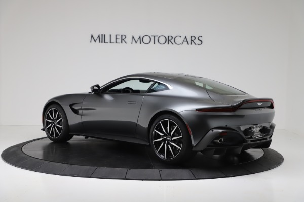 Used 2020 Aston Martin Vantage Coupe for sale $123,900 at Bentley Greenwich in Greenwich CT 06830 3