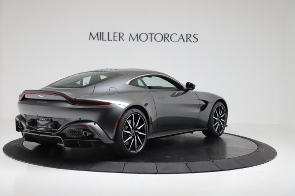 Used 2020 Aston Martin Vantage Coupe for sale $123,900 at Bentley Greenwich in Greenwich CT 06830 6