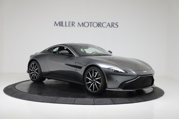 Used 2020 Aston Martin Vantage Coupe for sale $123,900 at Bentley Greenwich in Greenwich CT 06830 9