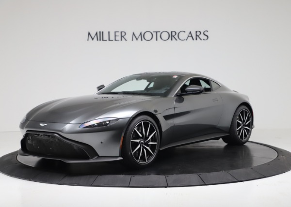 Used 2020 Aston Martin Vantage Coupe for sale $123,900 at Bentley Greenwich in Greenwich CT 06830 1