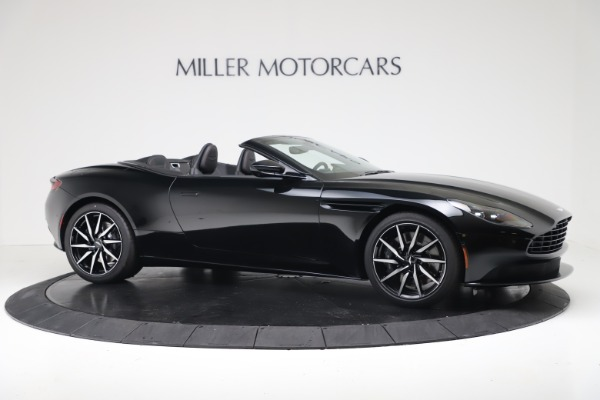 New 2020 Aston Martin DB11 Convertible for sale Sold at Bentley Greenwich in Greenwich CT 06830 10