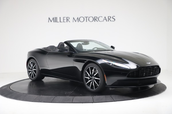 New 2020 Aston Martin DB11 Convertible for sale Sold at Bentley Greenwich in Greenwich CT 06830 11