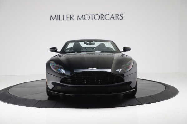 New 2020 Aston Martin DB11 Convertible for sale Sold at Bentley Greenwich in Greenwich CT 06830 12