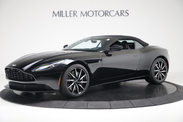 New 2020 Aston Martin DB11 Convertible for sale Sold at Bentley Greenwich in Greenwich CT 06830 13