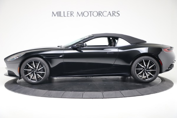New 2020 Aston Martin DB11 Convertible for sale Sold at Bentley Greenwich in Greenwich CT 06830 14