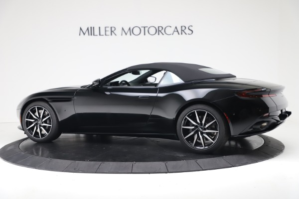 New 2020 Aston Martin DB11 Convertible for sale Sold at Bentley Greenwich in Greenwich CT 06830 15