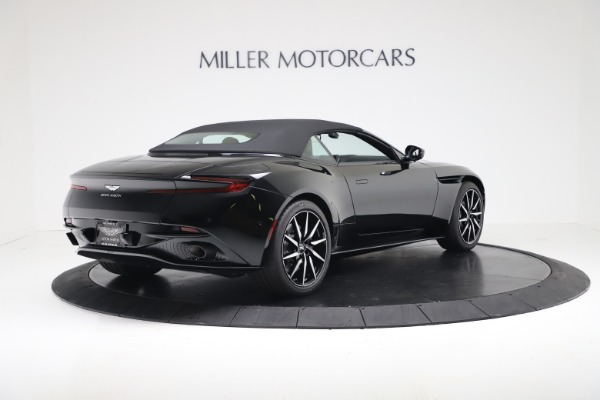 New 2020 Aston Martin DB11 Convertible for sale Sold at Bentley Greenwich in Greenwich CT 06830 16
