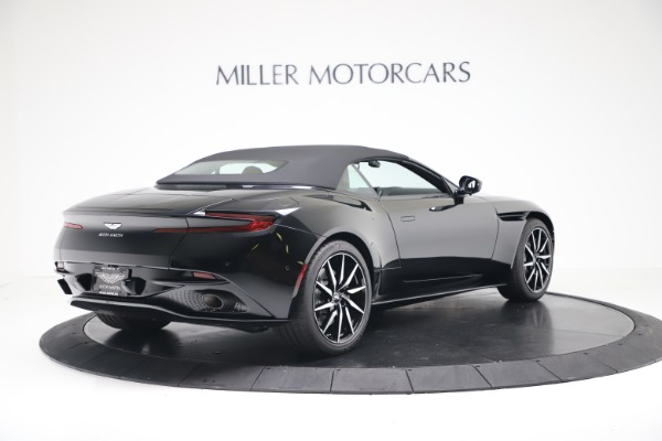 New 2020 Aston Martin DB11 Convertible for sale Sold at Bentley Greenwich in Greenwich CT 06830 17