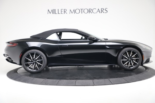 New 2020 Aston Martin DB11 Convertible for sale Sold at Bentley Greenwich in Greenwich CT 06830 18