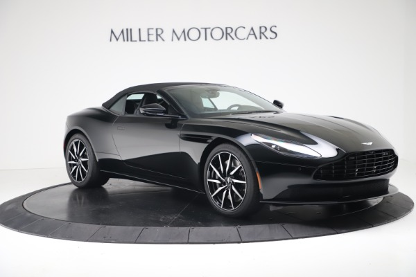New 2020 Aston Martin DB11 Convertible for sale Sold at Bentley Greenwich in Greenwich CT 06830 19