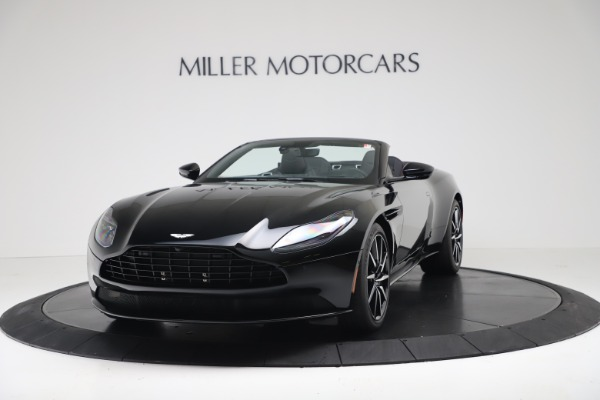 New 2020 Aston Martin DB11 Convertible for sale Sold at Bentley Greenwich in Greenwich CT 06830 2