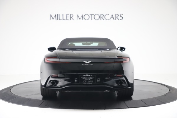 New 2020 Aston Martin DB11 Convertible for sale Sold at Bentley Greenwich in Greenwich CT 06830 20