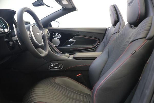 New 2020 Aston Martin DB11 Convertible for sale Sold at Bentley Greenwich in Greenwich CT 06830 22
