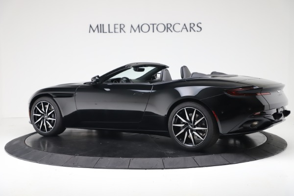 New 2020 Aston Martin DB11 Convertible for sale Sold at Bentley Greenwich in Greenwich CT 06830 4